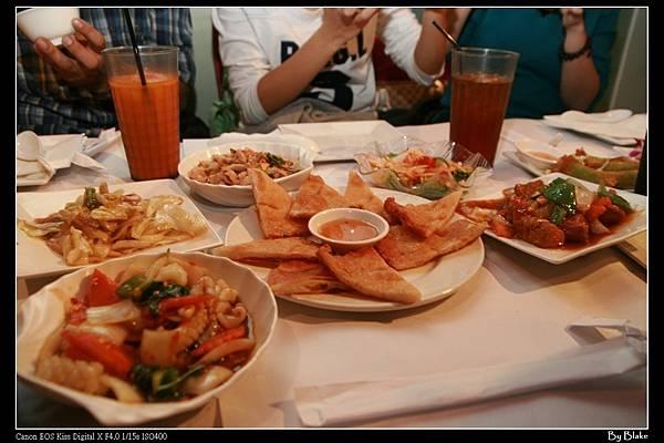 今天另一個主題─泰國美食吃到飽
