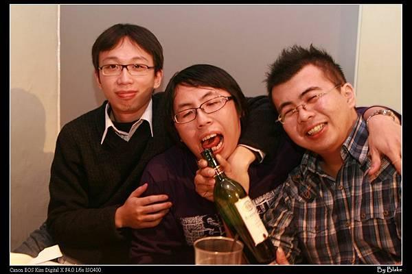 搞笑三人組