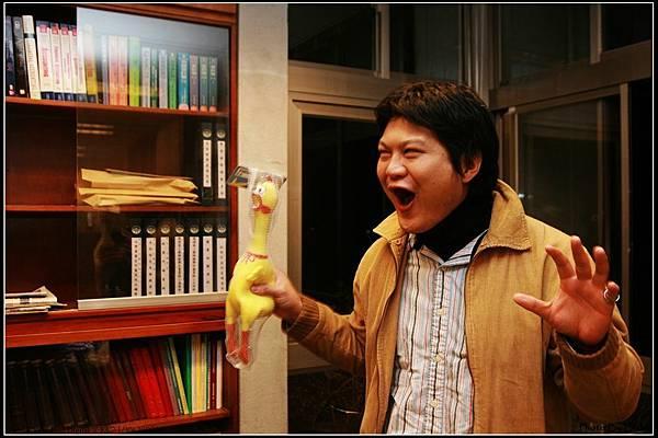可是香蕉還滿配這個Kuso雞的