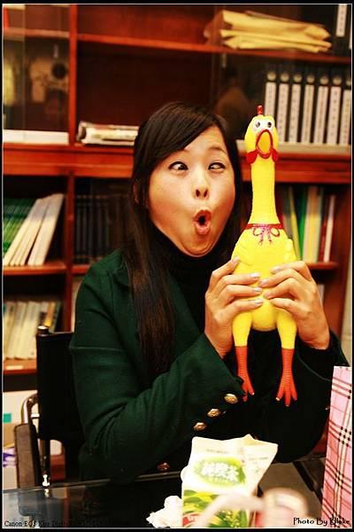 頭頭模仿Kuso雞