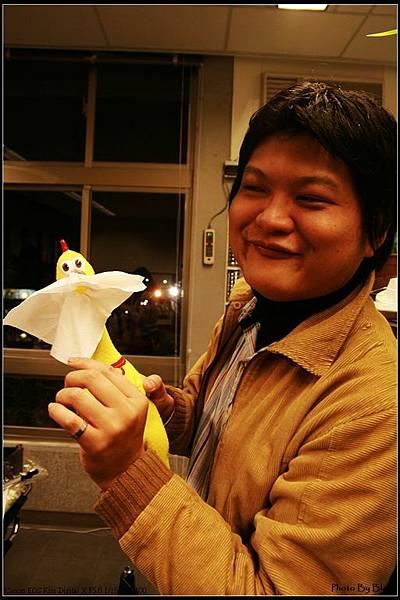 再次說明香蕉很配那個Kuso雞