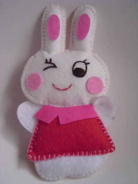 可愛小兔-前