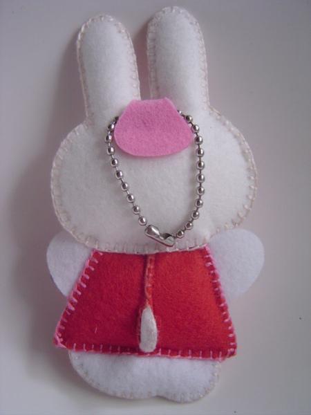 可愛小兔-後