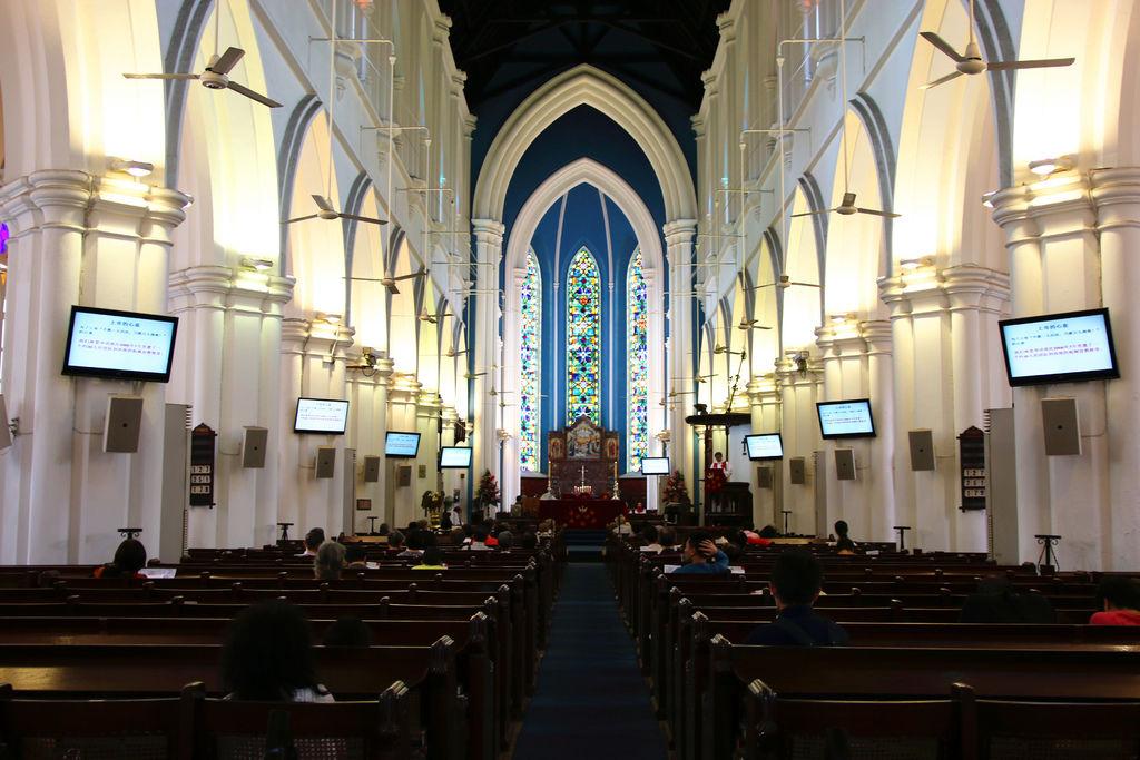 新加坡政府大廈CITY HALL教堂景點行程規劃14.jpg