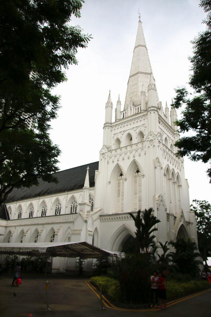 新加坡政府大廈CITY HALL教堂景點行程規劃16.jpg