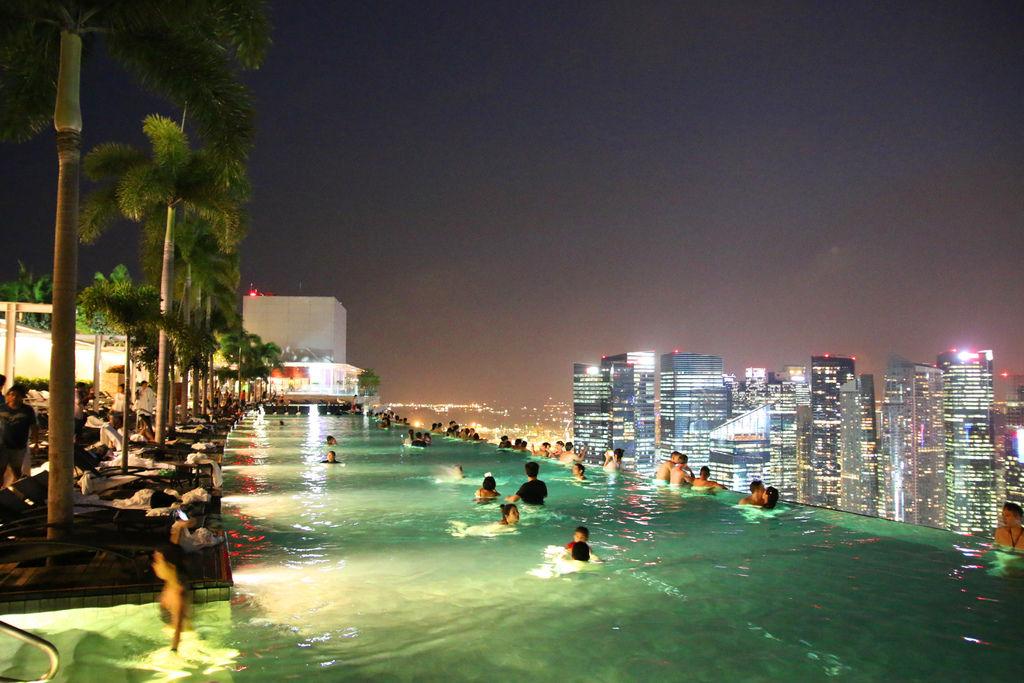 新加坡濱海灣金沙酒店marina bay sands無邊境泳池空中花園32.jpg