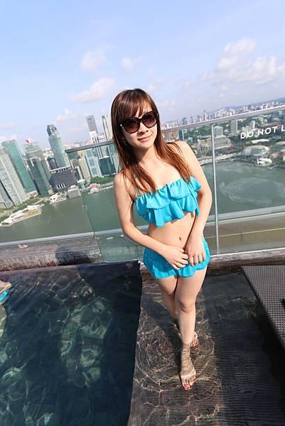 新加坡濱海灣金沙酒店marina bay sands無邊境泳池空中花園03.jpg