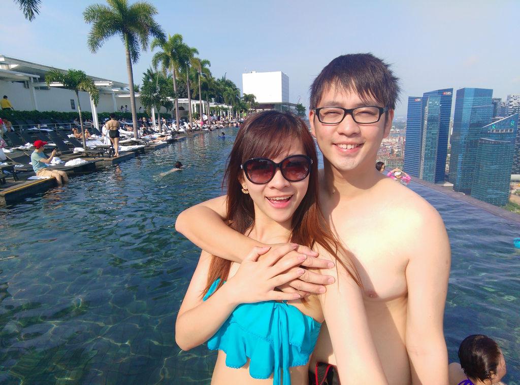 新加坡濱海灣金沙酒店marina bay sands無邊境泳池空中花園17.jpg