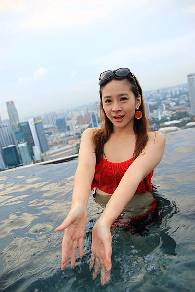 新加坡濱海灣金沙酒店marina bay sands無邊境泳池空中花園22.jpg