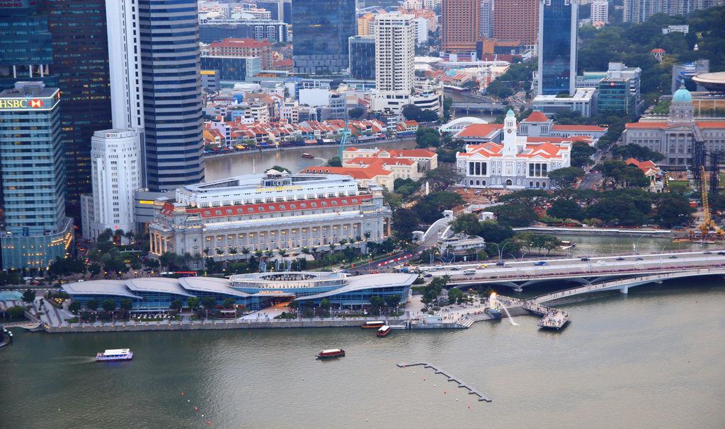 新加坡濱海灣金沙酒店marina bay sands無邊境泳池空中花園24.jpg