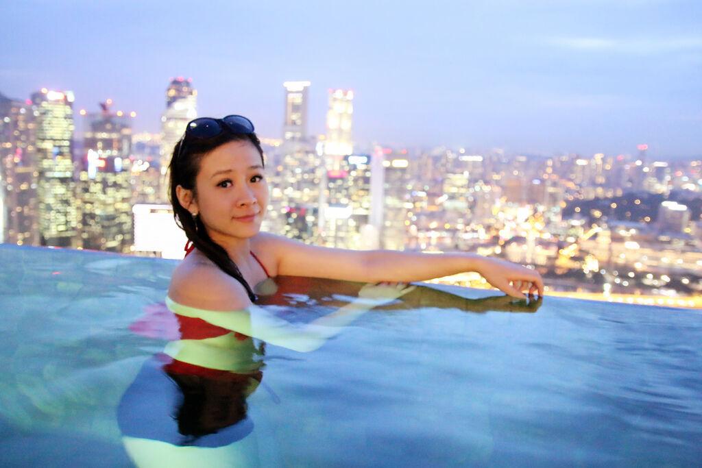 新加坡濱海灣金沙酒店marina bay sands無邊境泳池空中花園28.jpg