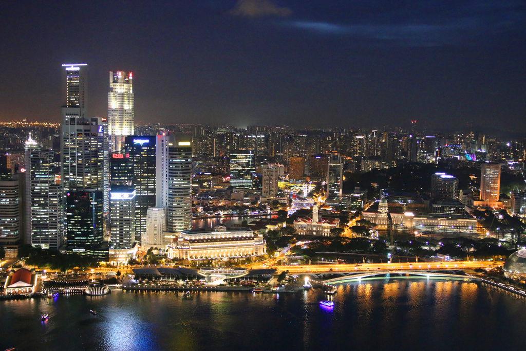 新加坡濱海灣金沙酒店marina bay sands無邊境泳池空中花園30.jpg