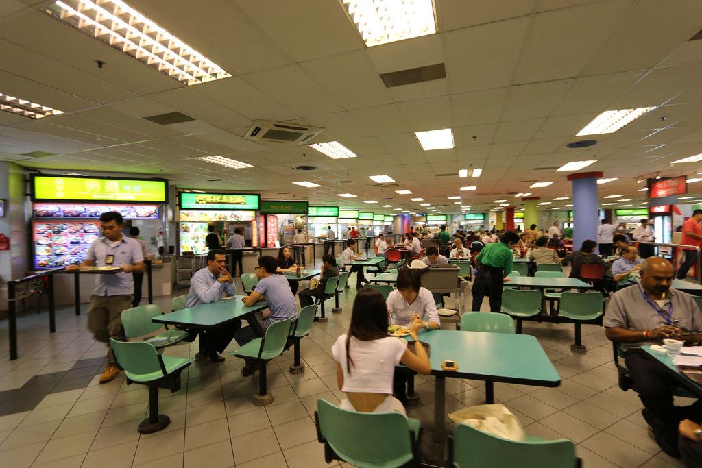 新加坡樟宜機場員工餐廳航廈美食街17.jpg