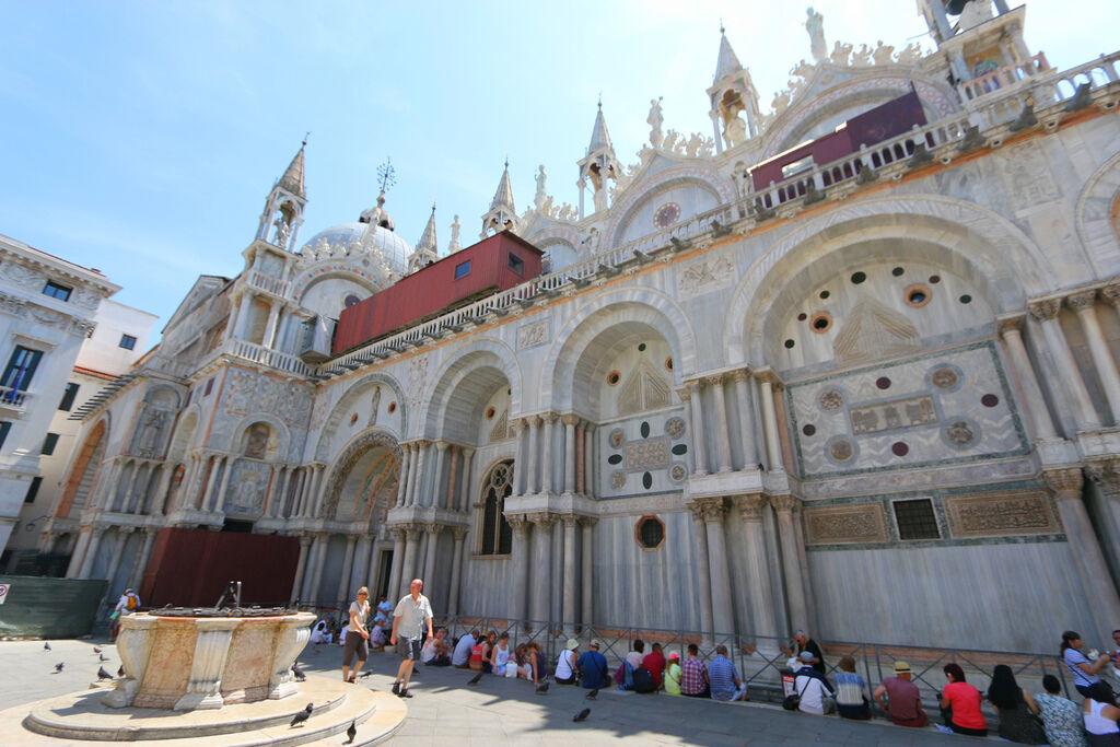 義大利威尼斯聖馬可鐘樓教堂廣場登頂14.jpg