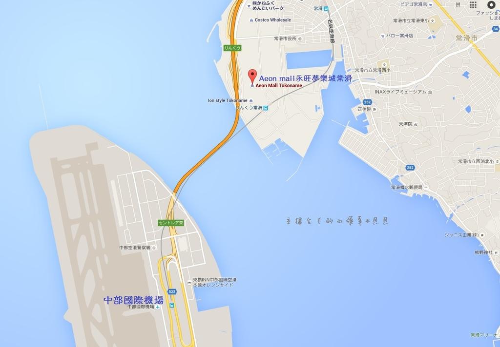 aeon map