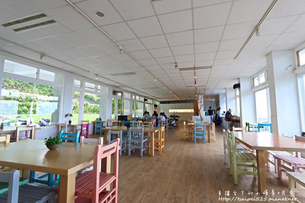 【食記】北海岸石門白日夢Tea & Café海景咖啡廳