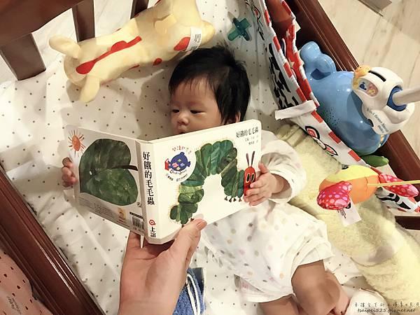 台北市新生兒閱讀禮袋寶寶書單