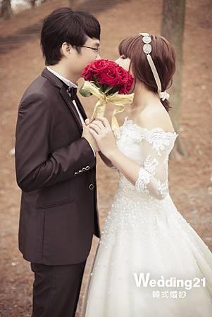 318a wedding21韓式婚紗店中壢桃園自助婚紗依依佩佩新秘余小魚法式手工婚紗拷貝拷貝