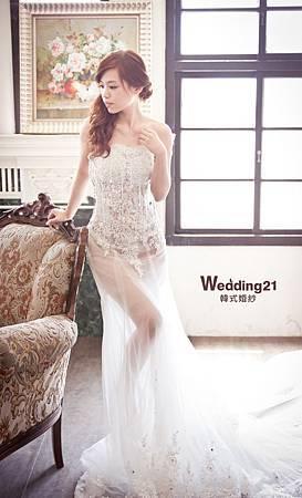 292a   wedding21韓式婚紗店中壢桃園自助婚紗依依佩佩新秘余小魚法式手工婚紗拷貝拷貝