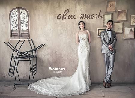 233A-wedding21韓式婚紗店中壢桃園自助婚紗依依佩佩新秘余小魚法式手工婚紗拷貝拷貝