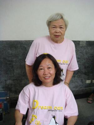 陳美奶奶與秀雲