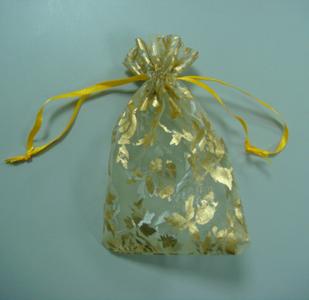 金色的袋子