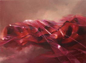 今日景觀-嵐  19x26cm  油彩,畫布  2010.JPG
