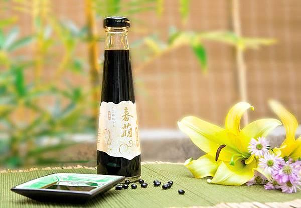 春萌黑豆蔭油