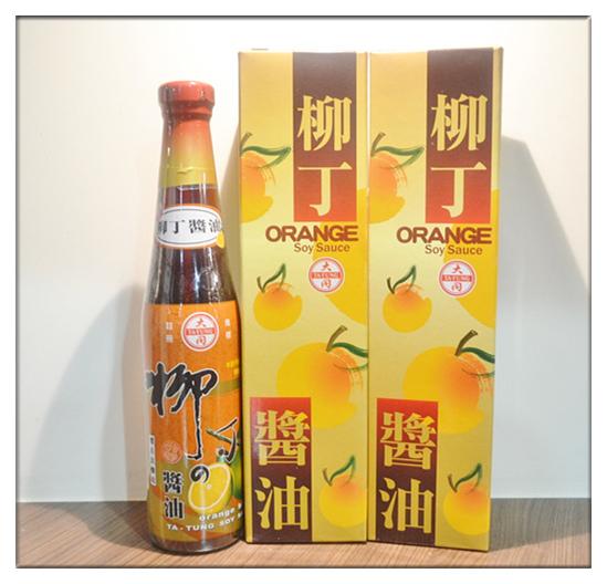 柳丁醬油組