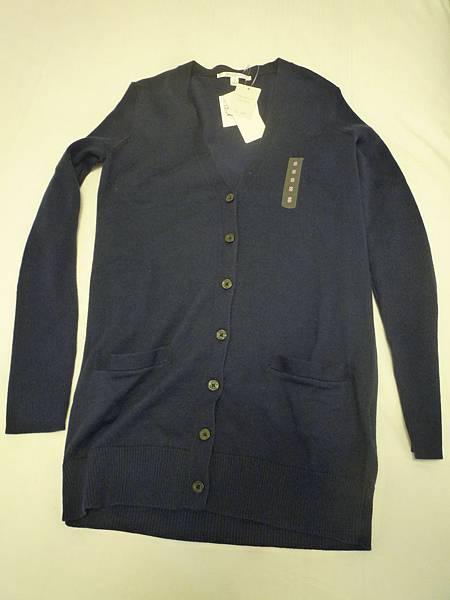 戰利品一-UNIQLO的針織外套