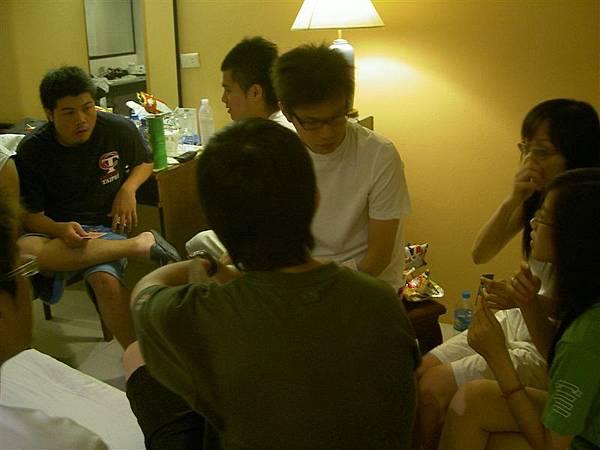 十八人的抽鬼牌遊戲2