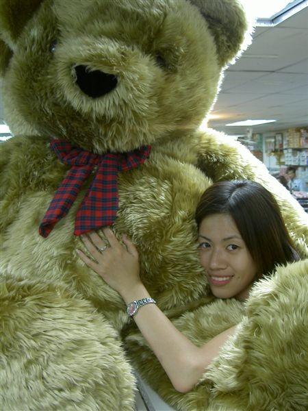 大熊熊耶...