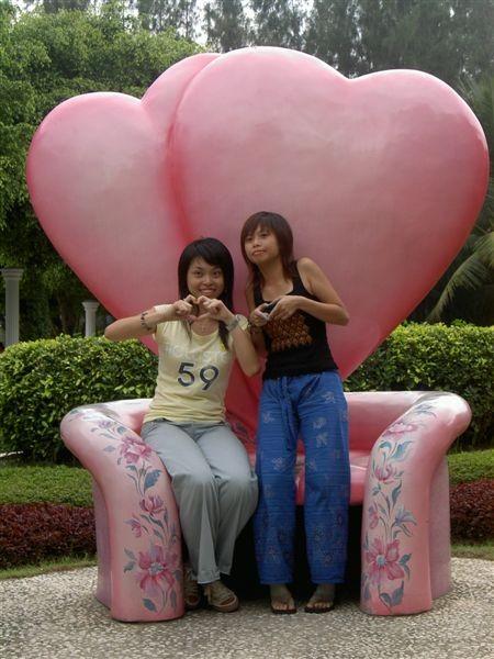 俐萱跟妹妹...