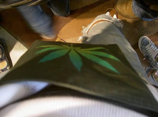 大麻葉包包