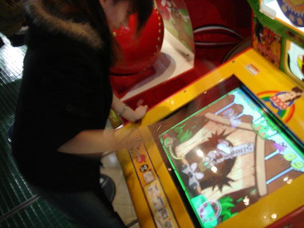 暴力的打地鼠遊戲02