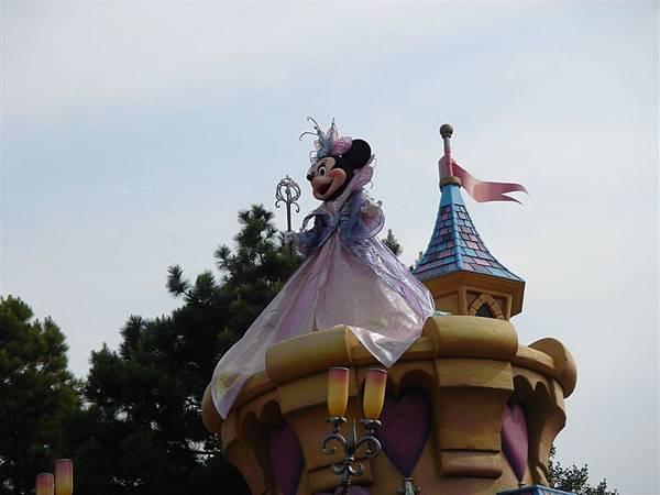 公主般的Minnie