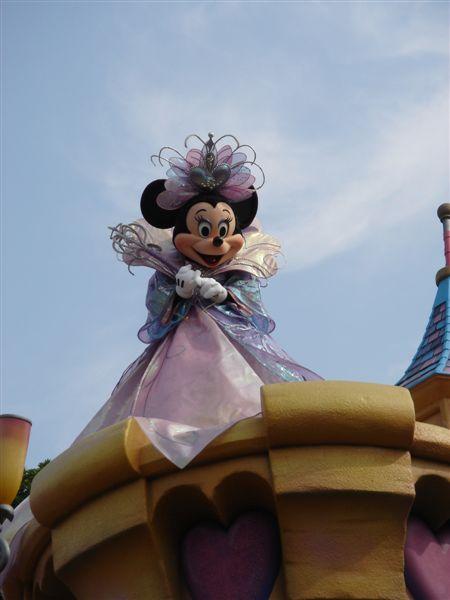 再來一張公主般的Minnie
