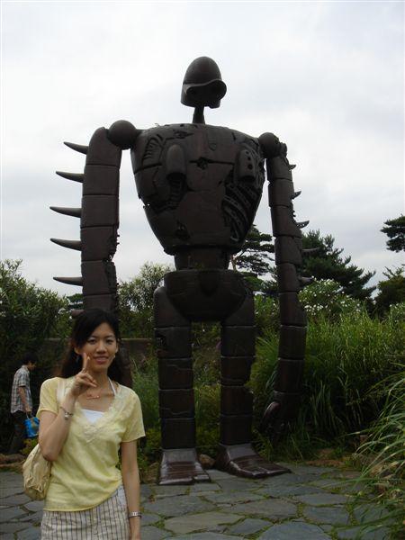 天空之城機器人