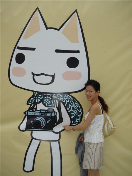 攝影記者的TORO貓