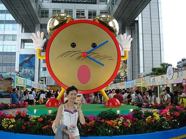 可愛大時鐘