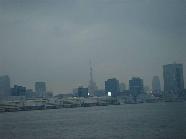 遙遠的東京鐵塔