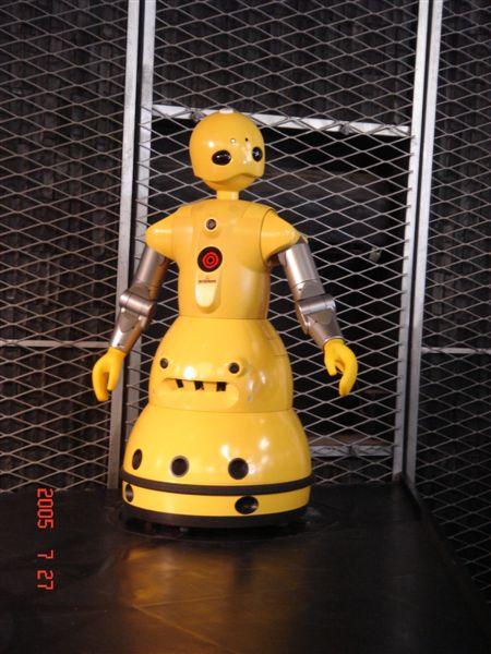 機器人之連續影像