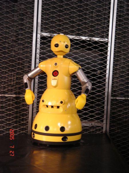 機器人之連續影像2