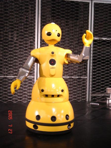 機器人之連續影像5