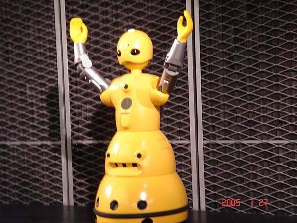機器人之連續影像6