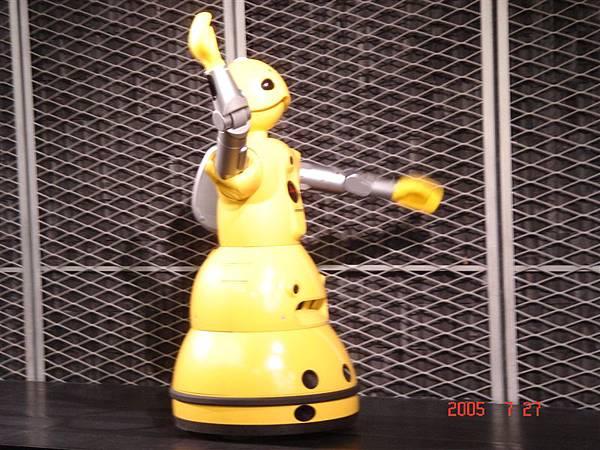 機器人之連續影像8