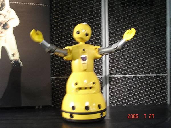 機器人之連續影像9