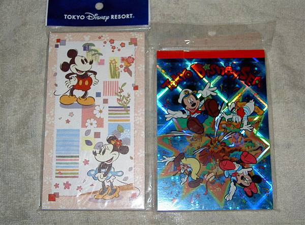 迪士尼的便條紙