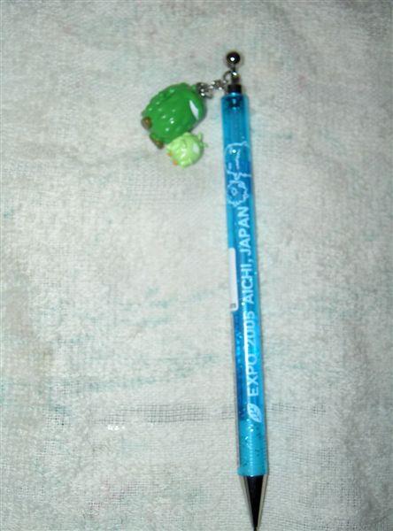 森林爺爺跟森林小子的自動鉛筆