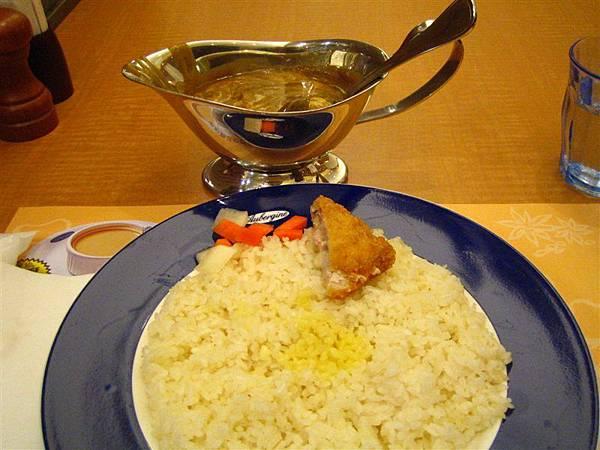 起司咖哩飯